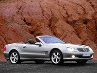 Mercedes-Benz SL -R230 - 2001-2011