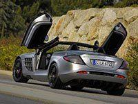 Mercedes-Benz SLR - 2007-2009