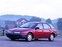 Saturn S-Series Wagon 1995-1999