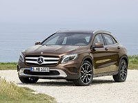 Мercedes-Benz GLA - X156 - depuis 2014