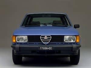 Alfa Romeo Giulietta 1977