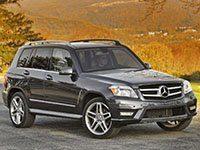Мercedes-Benz GLK - X204 - 2008-2015