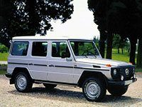 Мercedes-Benz Classe G - W460/461/463 - depuis 1979