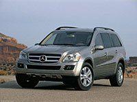 Mercedes-Benz Classe GL - X164 - 2006-2012