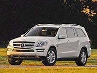 Mercedes-Benz Classe GL - X166 - depuis 2012