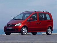 Мercedes-Benz Vaneo - W414 - 2001-2005