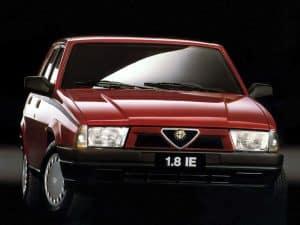 Alfa Romeo Alfa 75 1985