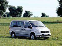 Мercedes-Benz Vito - W638 - 1995-2003