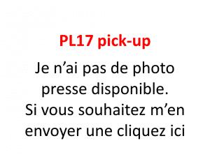 Panhard PL17 Pick-up 1959-1964
