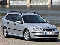 Saab 9-3 break 2005-2011