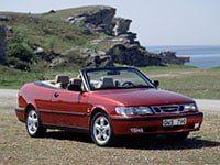 Saab 900/9-3 cabriolet 1998-2003