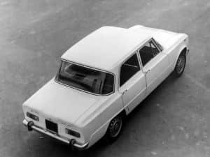 Alfa Romeo Giulia 1962