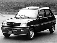 Renault 5 1972-1985