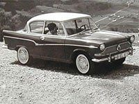 Borgward Arabella 1962-1963
