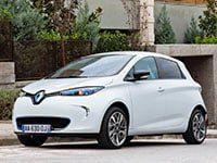 Renault Zoe depuis 2012