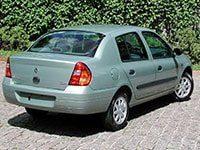Renault Clio Sedan 1999-2008