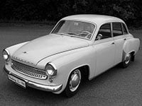Wartburg 311-312 1956-1967
