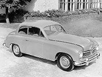 Borgward Hansa 1949-1954