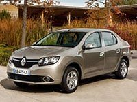 Renault Logan depuis 2012