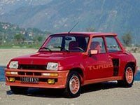 Renault 5 Trubo 1980-1986