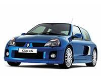 Renault Clio V6 2000-2005