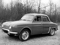 Renault Dauphine 1956-1967