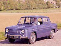 Renault 8 1962-1978