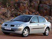 Renault Megane Classic 2003-2012