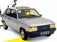 Talbot Samba 1981-1986