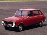 Renault 6 1968-1983