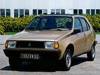 Renault 14 1976-1983