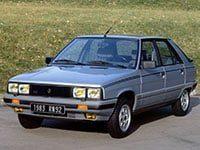 Renault 11 1983-1995