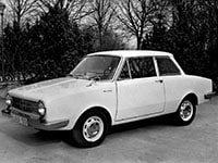 Glas 1004/1204/1304 1963-1967