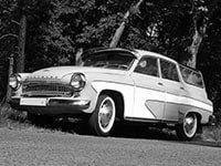 Wartburg 311 1957-1966