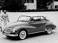 Auto Union 1000 coupé 1958-1963