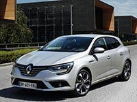 Renault Megane depuis 2015