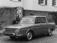 Renault 10 1965-1971