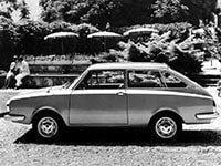 Glas 1004/1304 Kombi Limousine 1966-1967