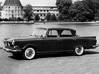 Borgward P100 2.3L 1959-1970