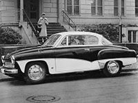 Wartburg 311 coupé 1957-1965