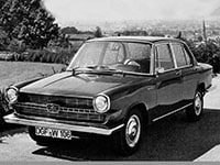 Glas 1700 1964-1967