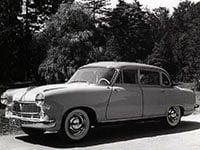 Borgward Hansa Limousine 1953-1958