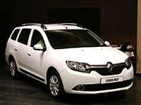 Renault Logan MCV depuis 2013