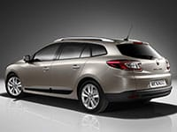 Renault Megane Estate 2009-2016