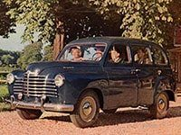 Renault Colorale 1950-1957