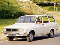 Renault 12 break 1970-2000