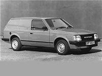 Bedford Astravan 1982-1984