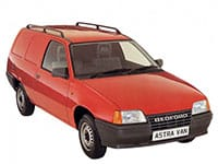 Bedford Astra 1984-1990