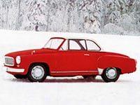 Wartburg 312 coupé 1965-1967