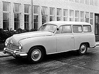 Borgward Hansa Combi 1949-1954